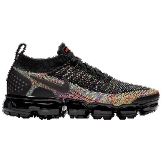 4caae83d95ce56 Nike Air VaporMax Flyknit 2 - Women s - Running - Shoes - Black .