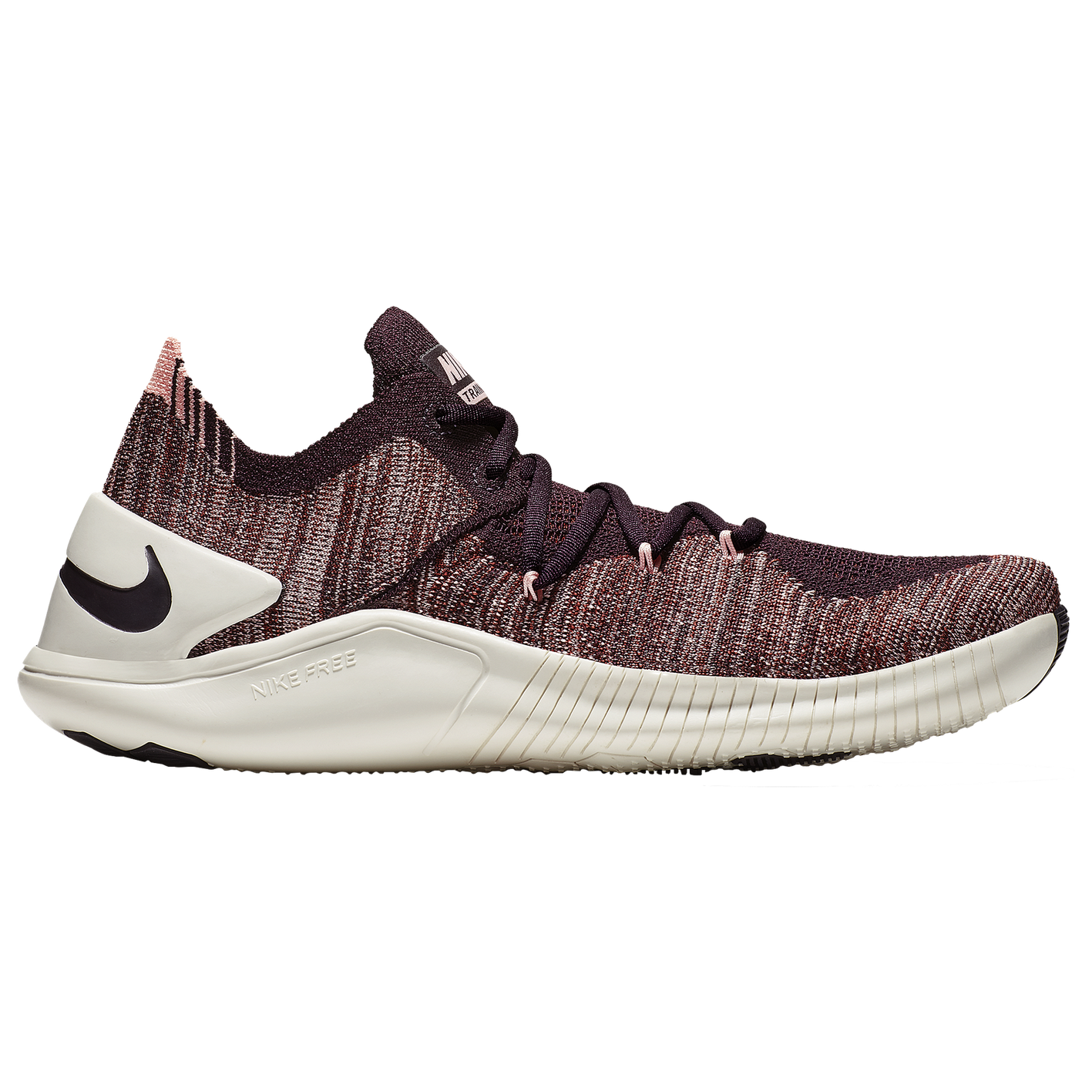58a37e707d82a Nike Free TR Flyknit 3 - Women s - Training - Shoes - Burgundy Ash ...