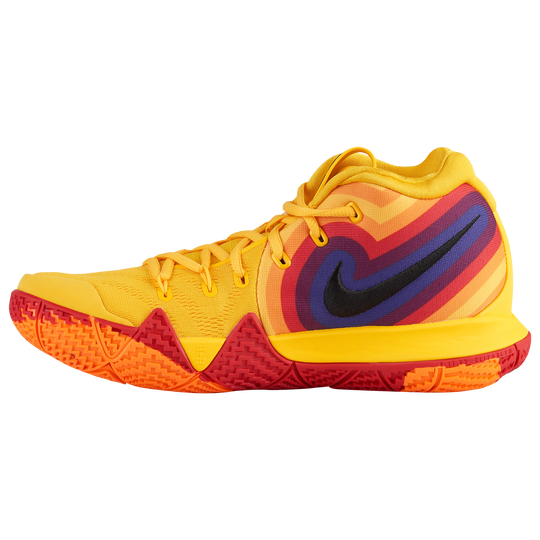 04f25a88566 store nike kyrie 4 starburst yellow orange purple red ae07f b9890  new  arrivals nike kyrie 4 mens 474f9 59837