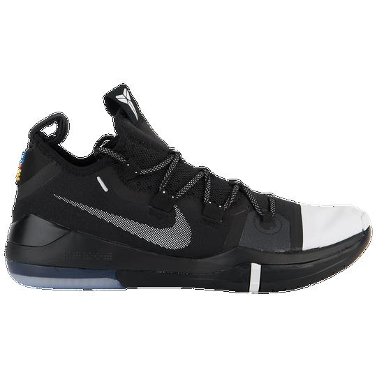 Nike Kobe AD - Men s - Basketball - Shoes - Kobe Bryant - Black White 799e045b91438
