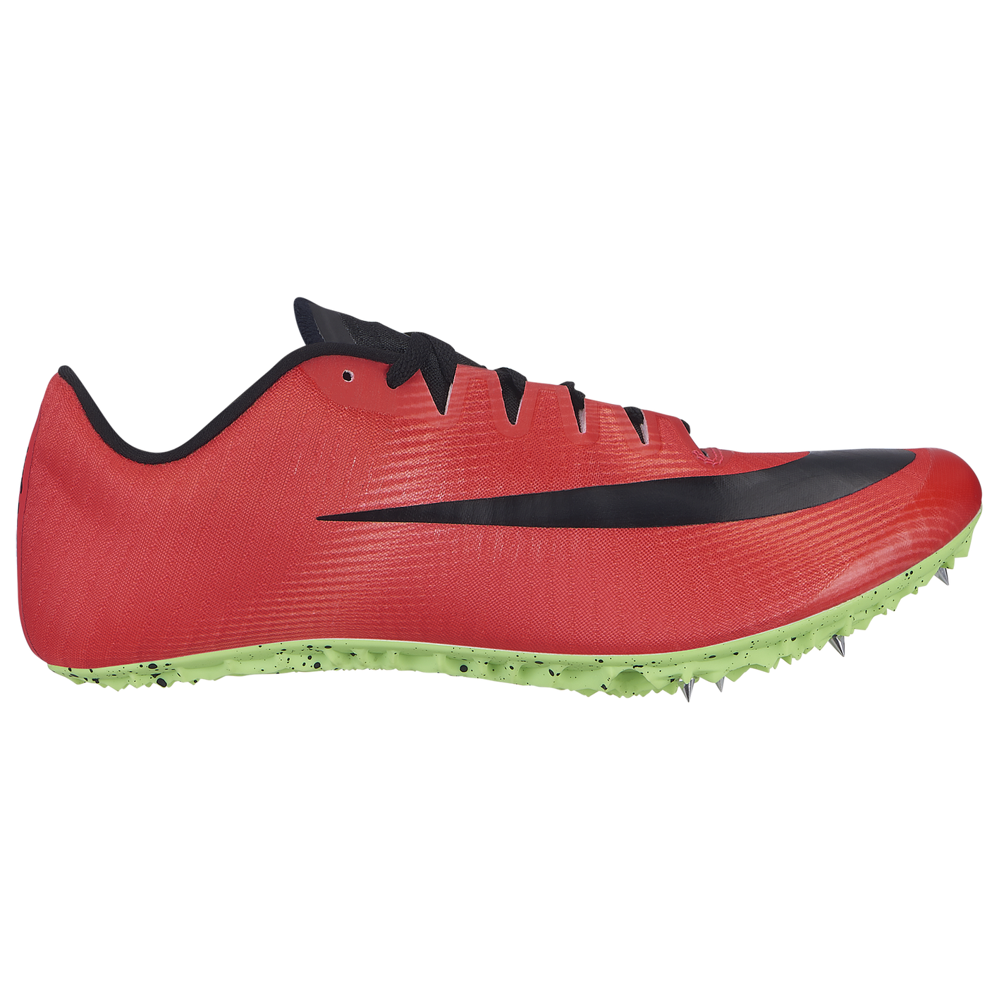 2368779c674a Nike Zoom JA Fly 3 - Men's - Track & Field - Shoes - Red Orbit/Black/Flash  Crimson/Lime Blast