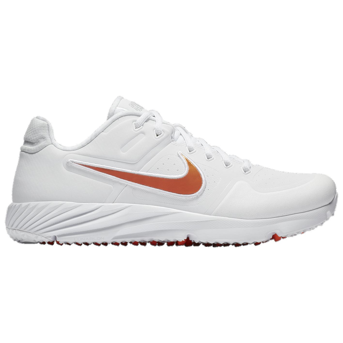 da436a379 Nike Alpha Huarache Elite 2 Turf - Men s - Baseball - Shoes - White ...