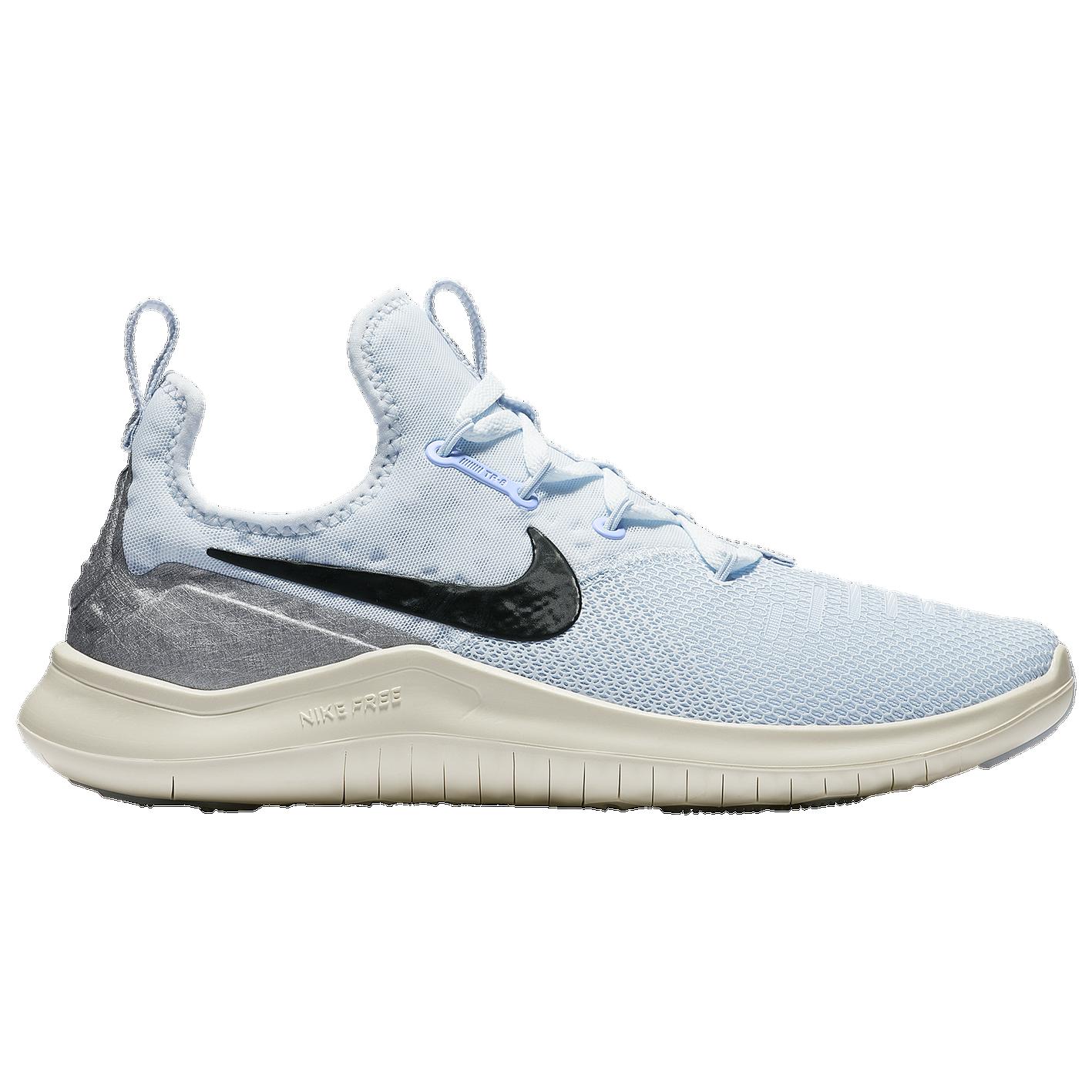 Nike Free TR 8 - Women s - Training - Shoes - Half Blue Black ... 5287eb78c