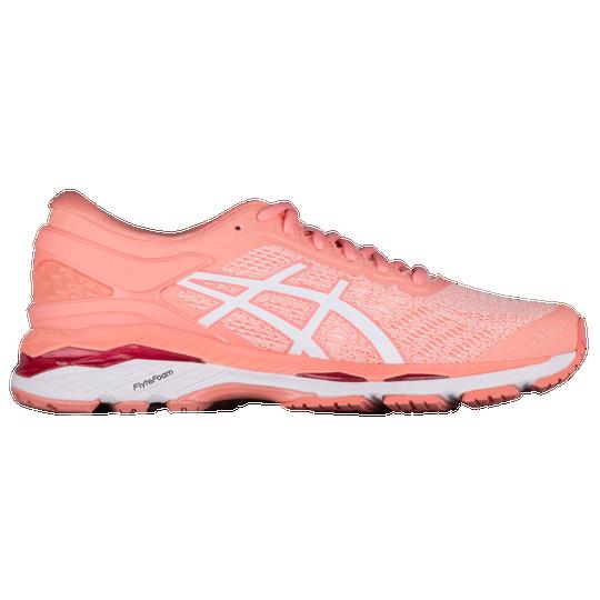 ASICS® GEL-Kayano 24 - Women s - Running - Shoes - Seashell Pink ... a8098b73f661e