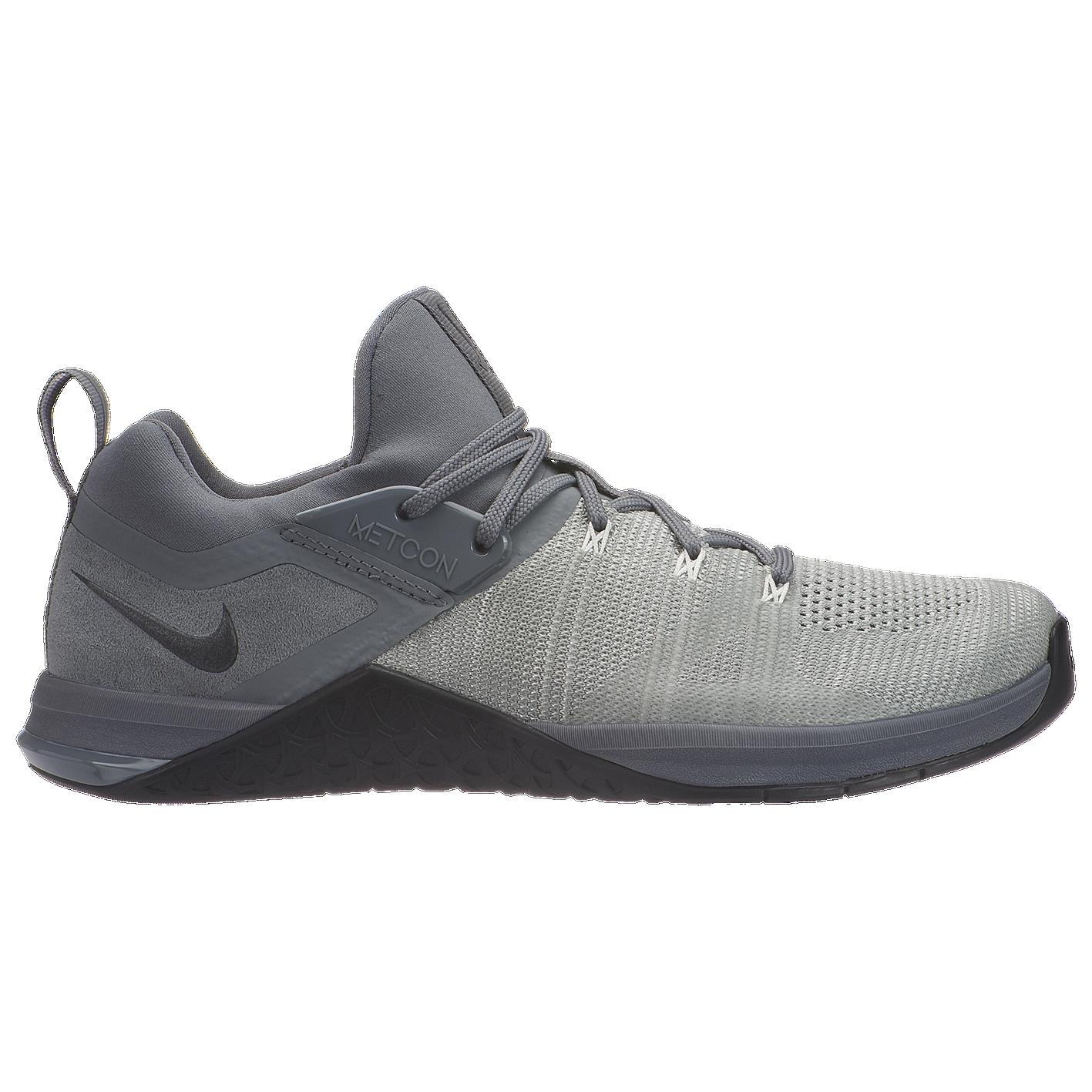 Nike Metcon DSX Flyknit 3 - Men s - Training - Shoes - Cool Grey Black fa44182a3c6c