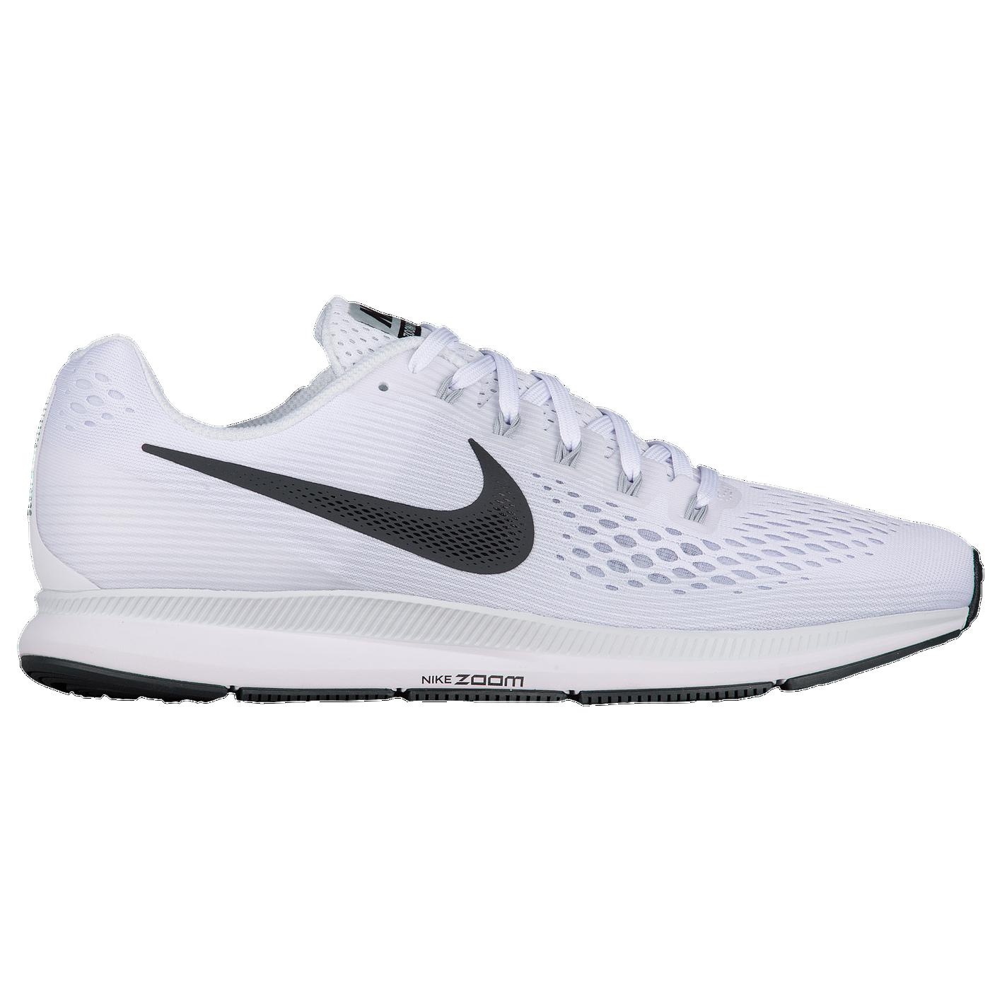 ba4834f01 Nike Air Zoom Pegasus 34 - Men s - Running - Shoes - White ...