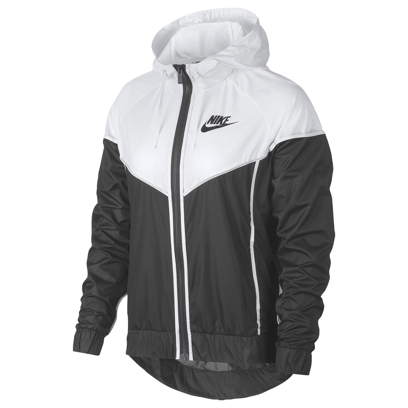 b1a956a15177 Nike Windrunner Jacket - Women s - Casual - Clothing - Charcoal White