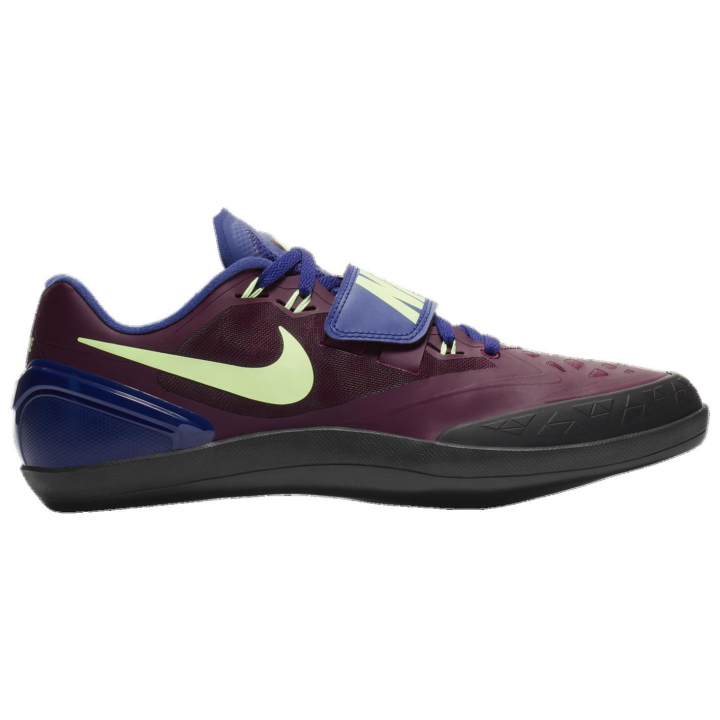61c1cecb8469 Nike Zoom Rotational 6 - Men s - Track   Field - Shoes - Bordeaux ...