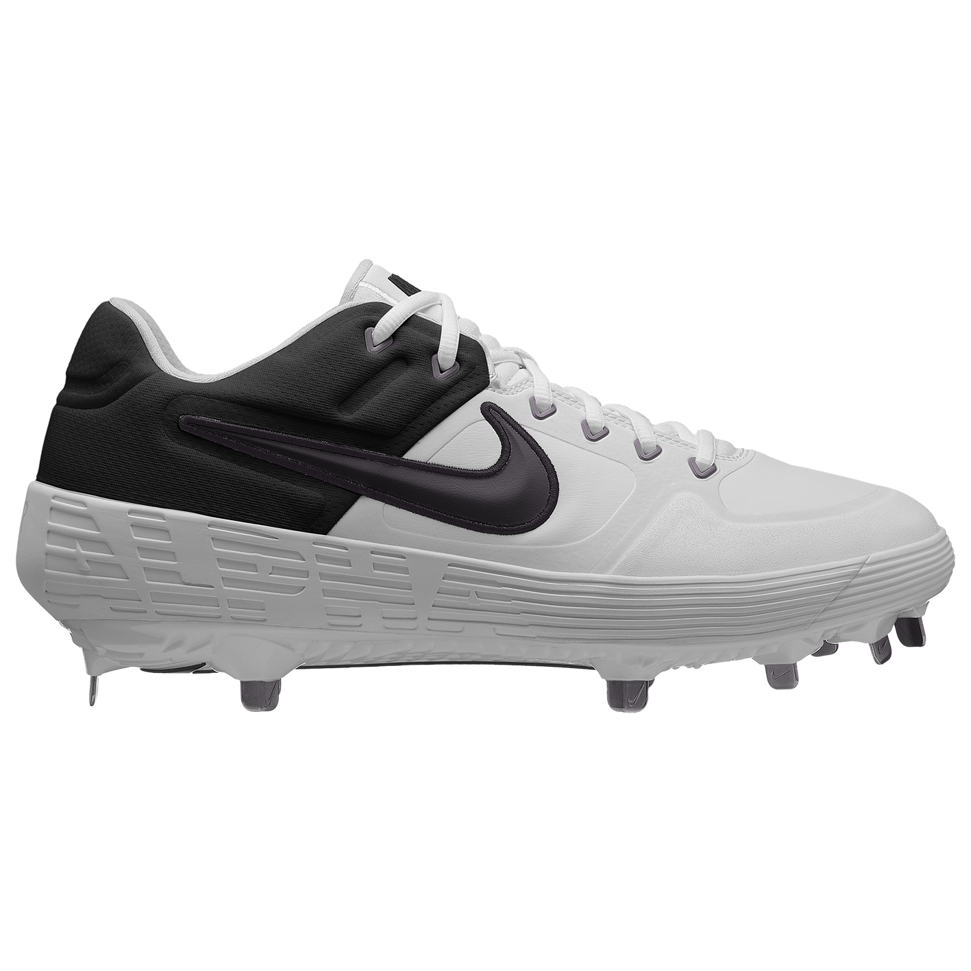 f420d30cc902 Nike Alpha Huarache Elite 2 Low - Men s - Baseball - Shoes - White Thunder  Grey Black