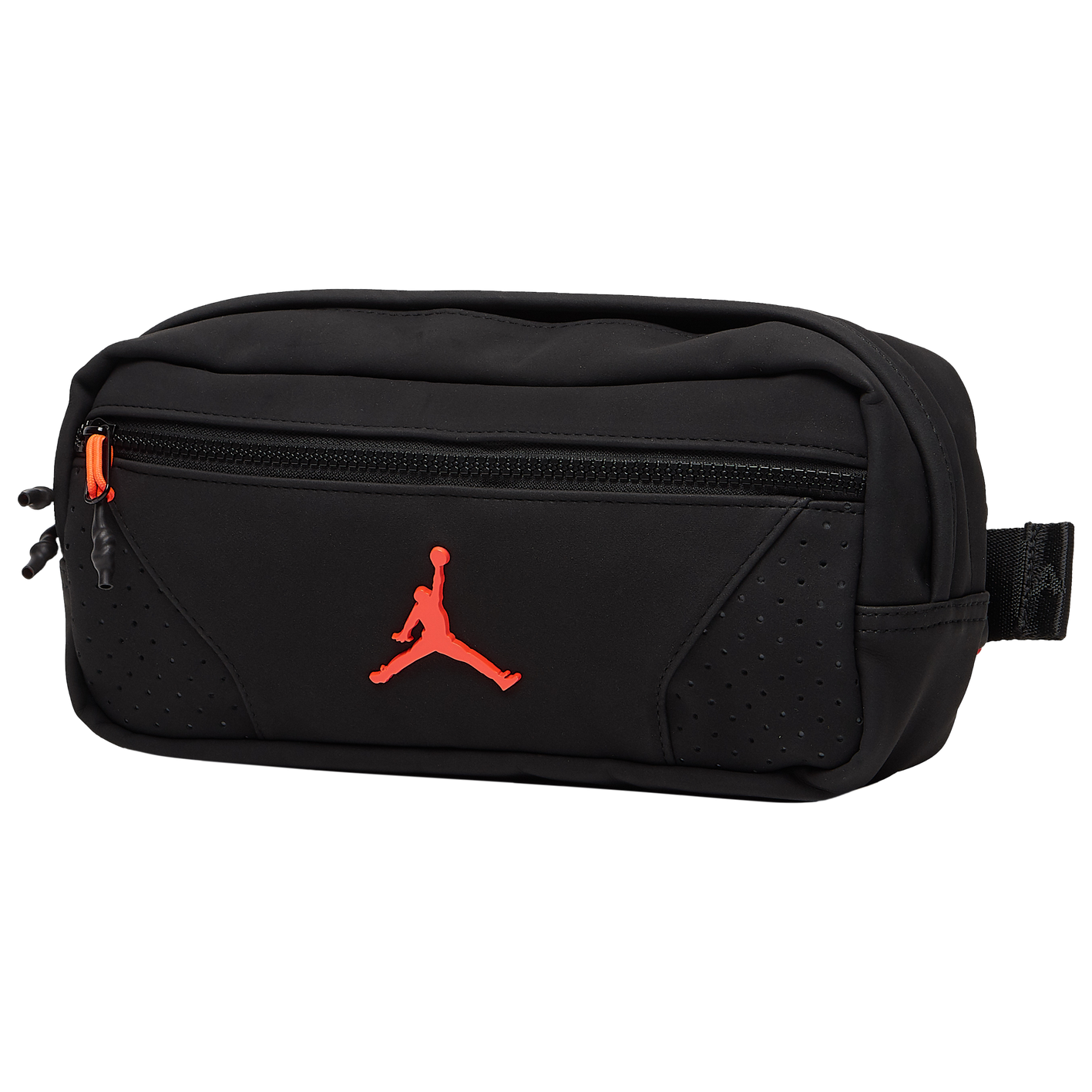 6456eb00789153 Jordan Crossbody Bag - Basketball - Accessories - Black Infrared N A