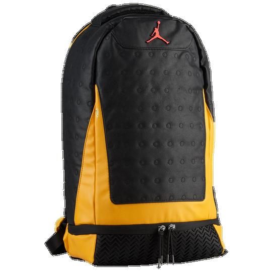Jordan Retro 13 Backpack Basketball Accessories Black 303aff13d41aa