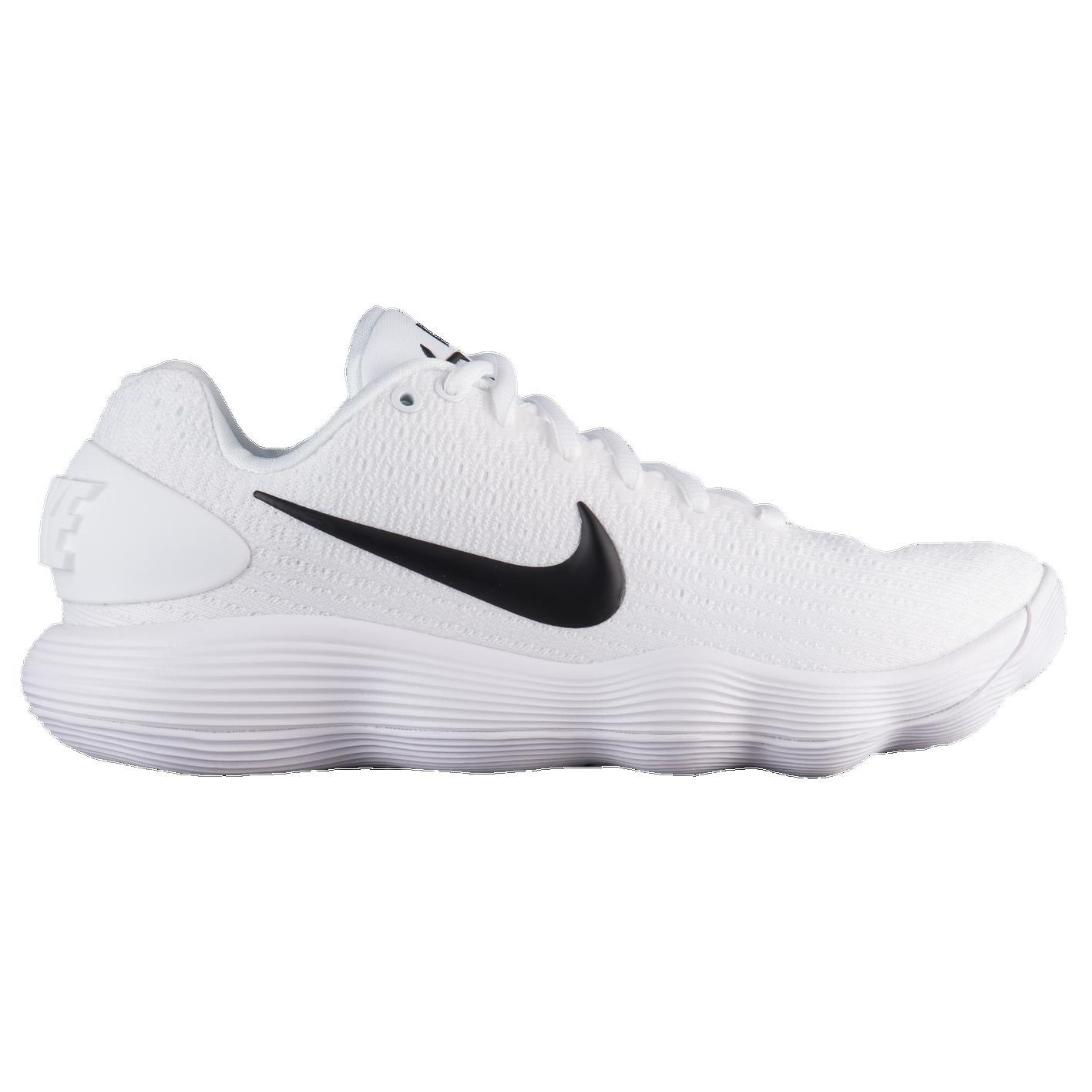 super popular 9652f 3fc63 Nike React Hyperdunk 2017 Low - Women's - Basketball - Shoes - White ...