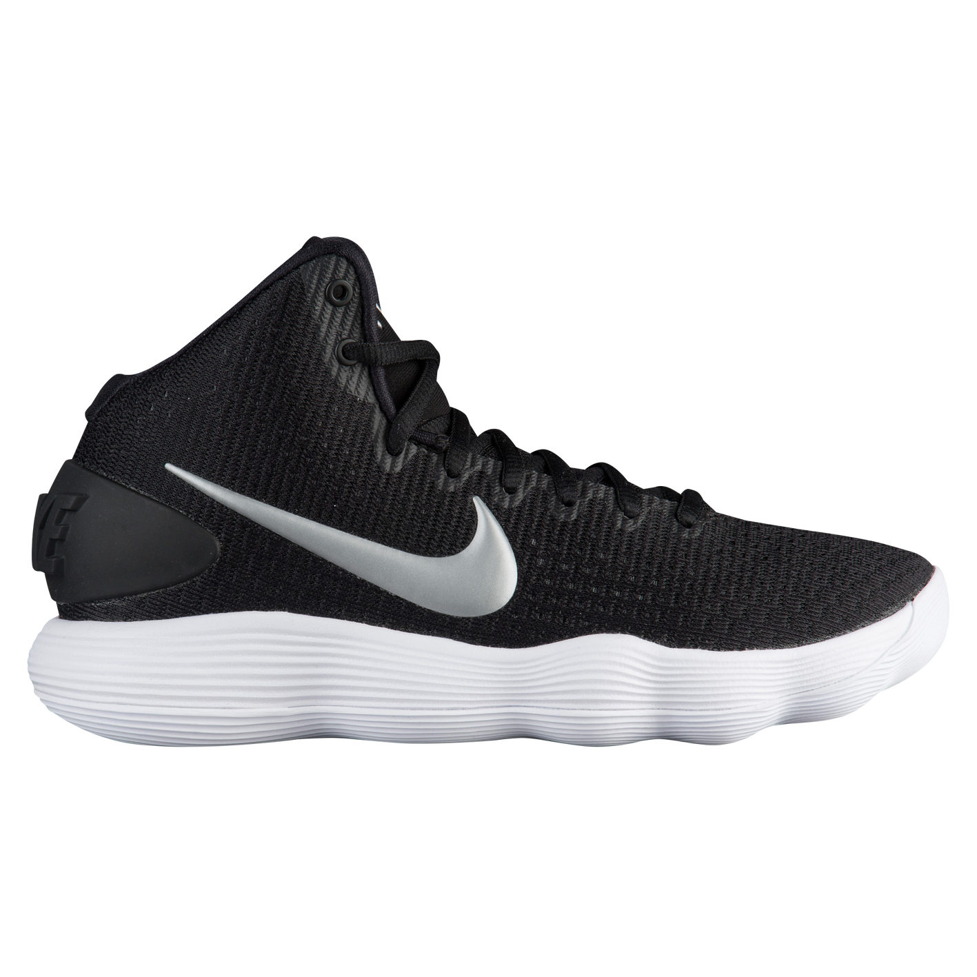 brand new 98eeb 249e6 Nike React Hyperdunk 2017 Mid - Women's - Basketball - Shoes - Black ...