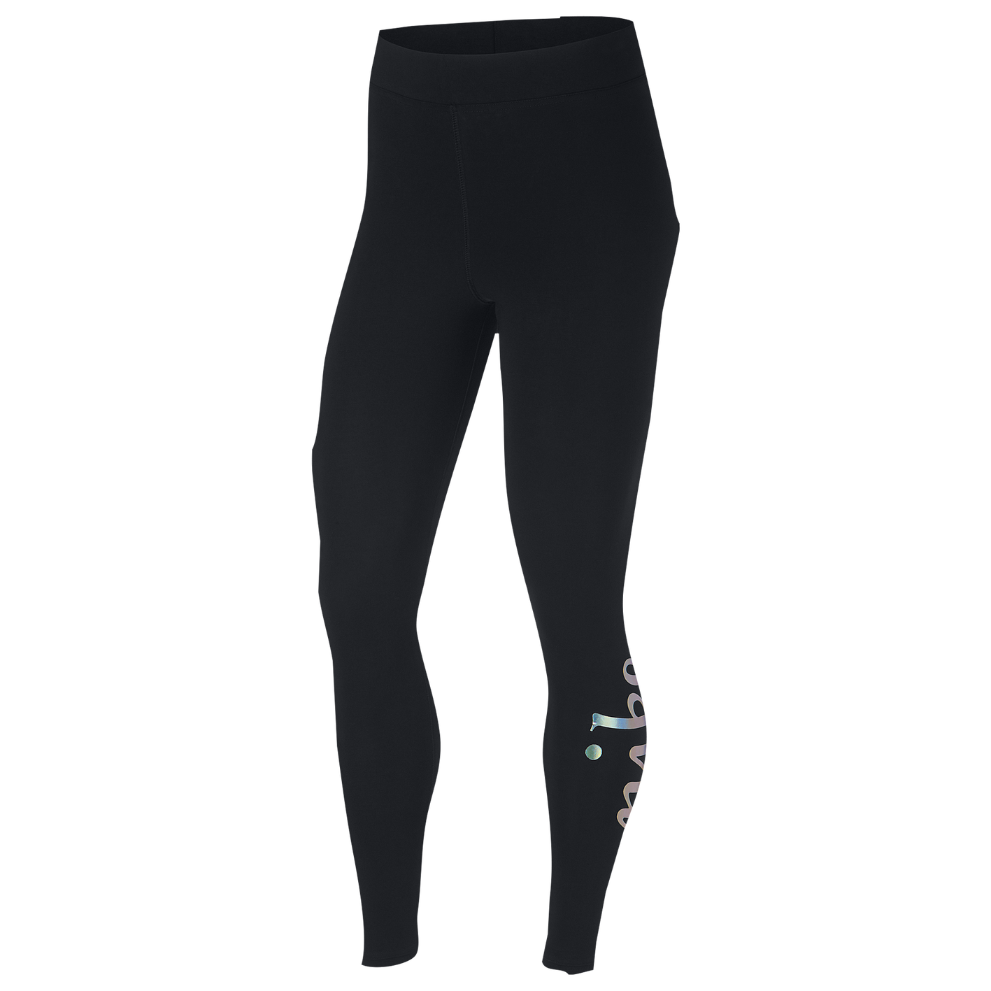 6056846632165 Nike Metallic Leggings - Women's - Casual - Clothing - Black