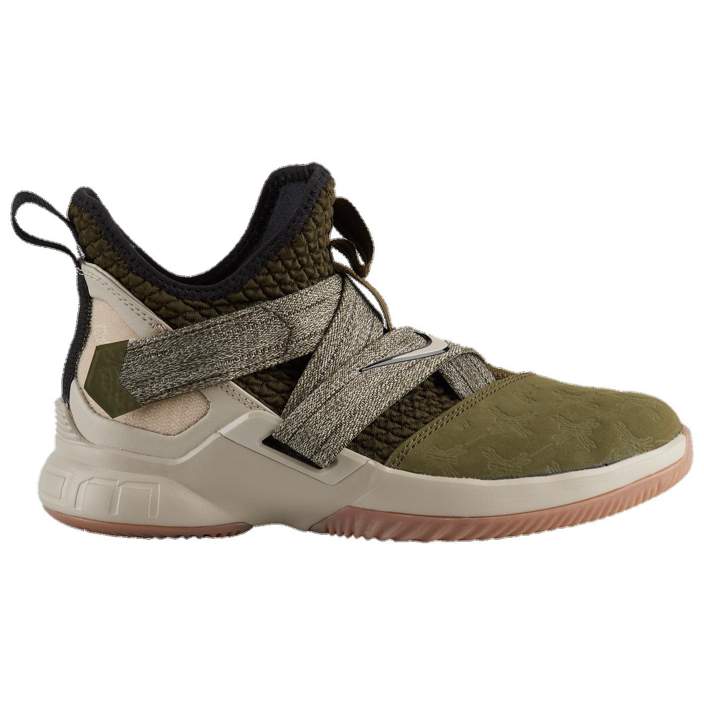 Nike LeBron Soldier XII - Boys  Grade School - Basketball - Shoes ... 62c67e8cf