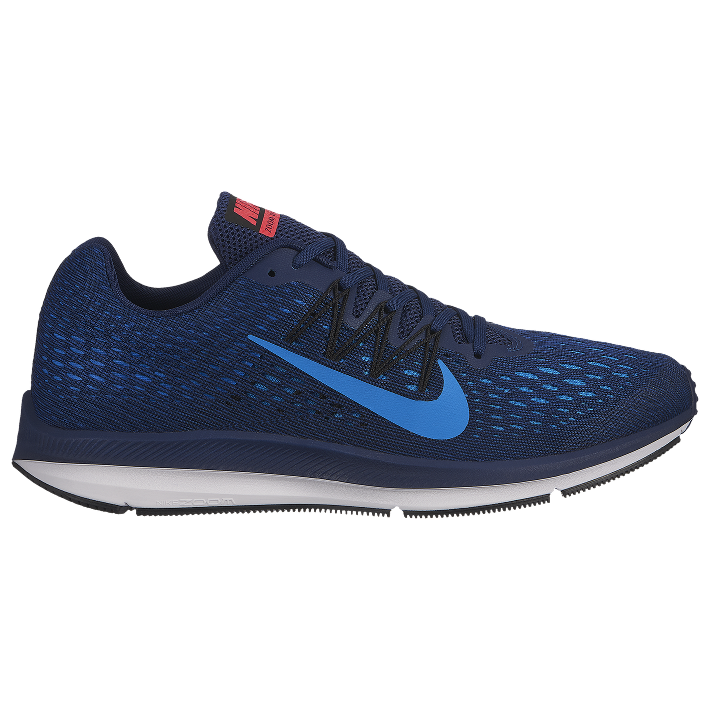 202074b5cdc Nike Zoom Winflo 5 - Men s - Running - Shoes - Blue Void Photo Blue ...