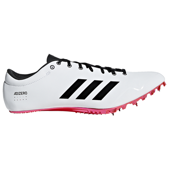 online store 12463 aff21 Adidas Adizero Prime Sp Men S Track Field Shoes White Core