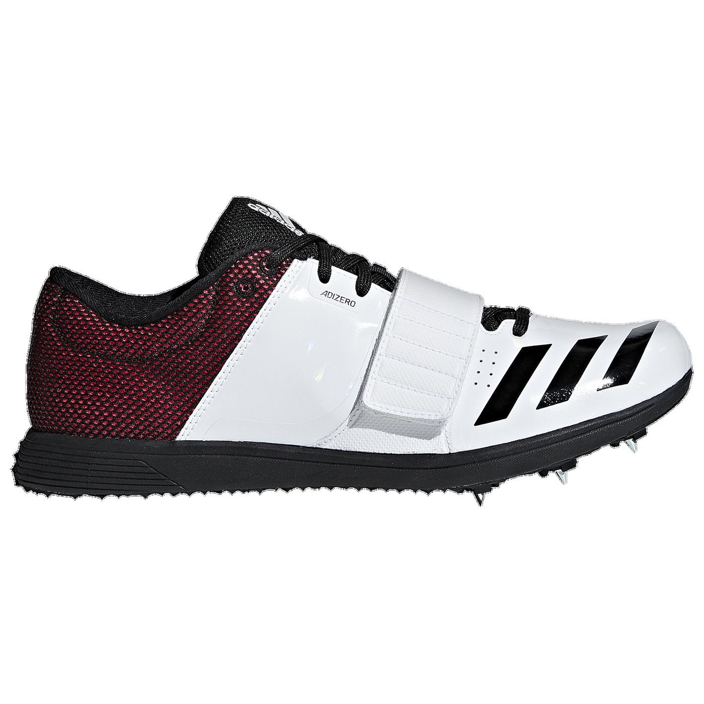 79928a89d adidas adiZero TJ PV - Men s - Track   Field - Shoes - White Core ...