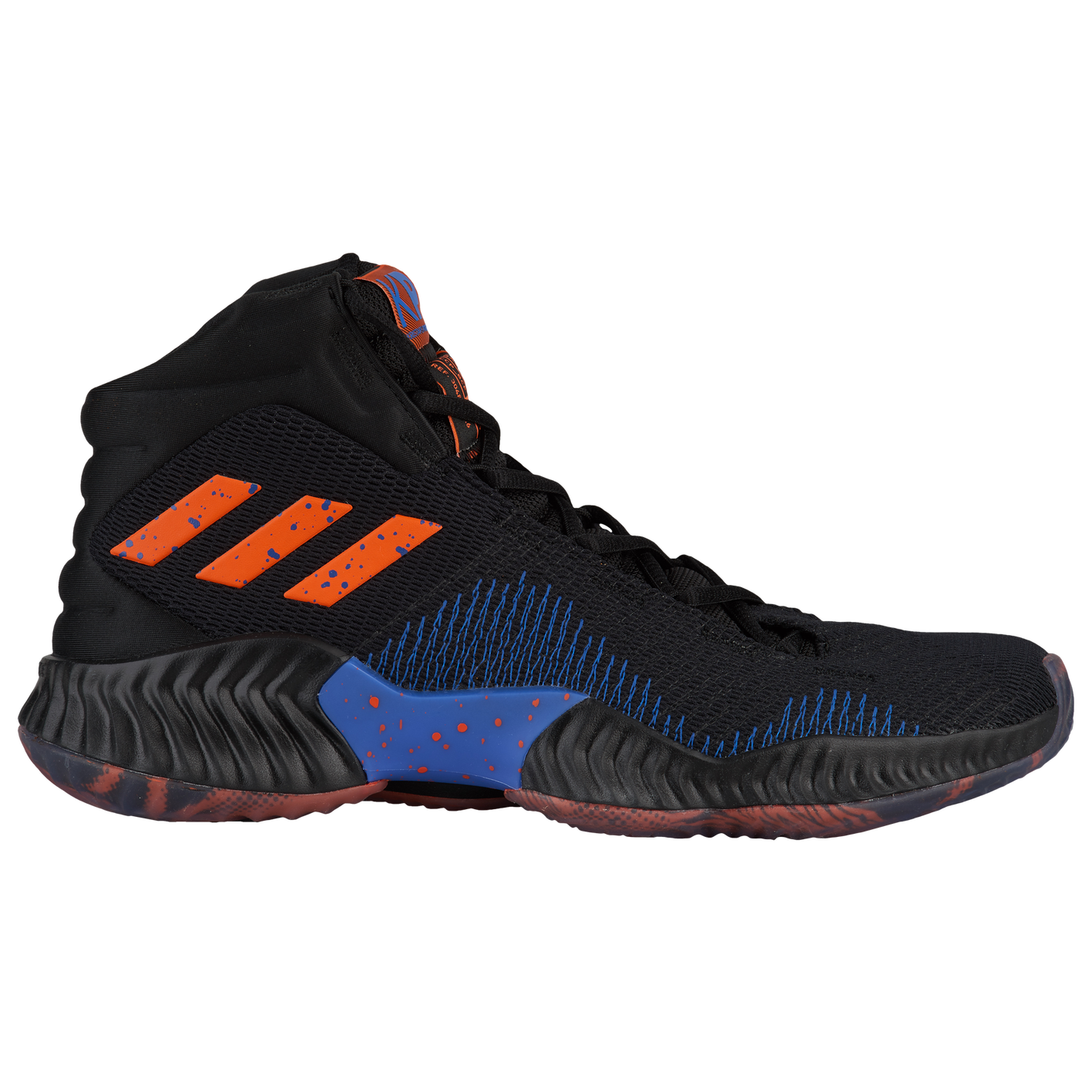 1ceb20a620815 adidas Pro Bounce Mid 2018 - Men s - Basketball - Shoes - Black ...