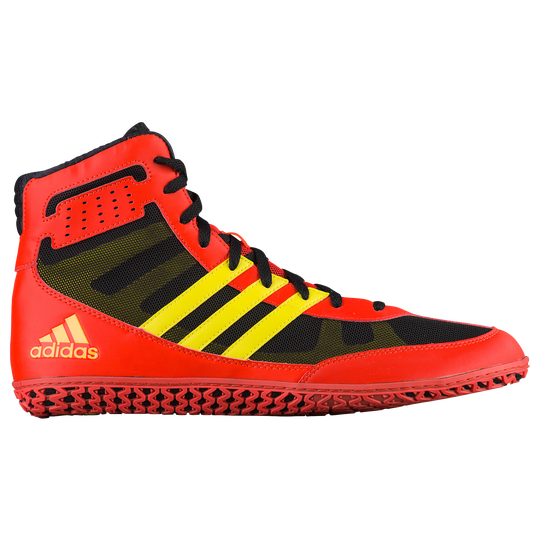 wholesale dealer 21dc7 9683e inexpensive adidas response 3.1 wrestling shoes black red gold 7c88a a10fd   release date adidas mat wizard mens 118b0 b9ed8