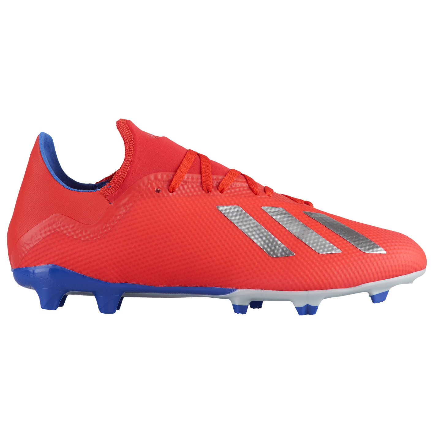 8c2bea398 adidas X 18.3 FG - Men's. $59.99 - $80.00. Product #: BB9367. Selected  Style: Active Red/Silver Metallic/Bold Blue ...