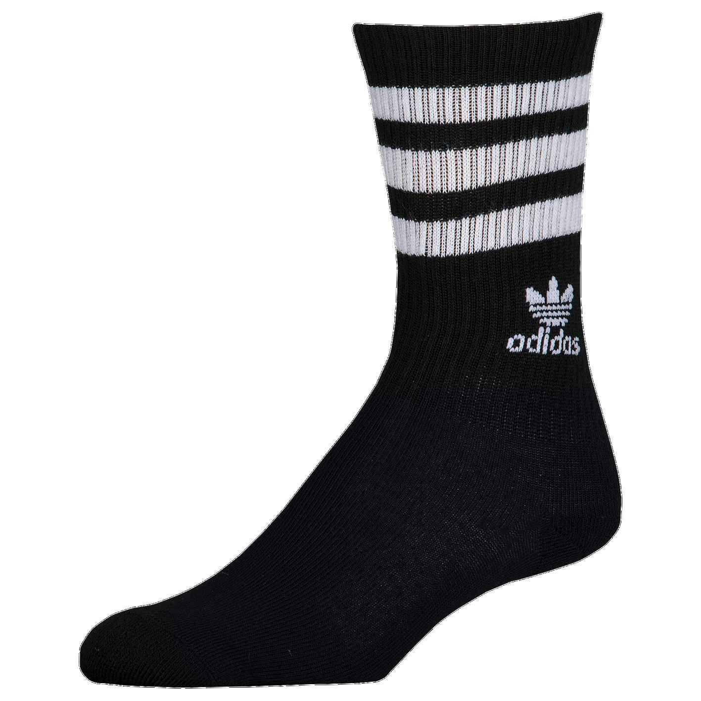 a9773bd8ab24eb adidas Originals Trefoil Roller Crew Socks - Women s - Casual ...