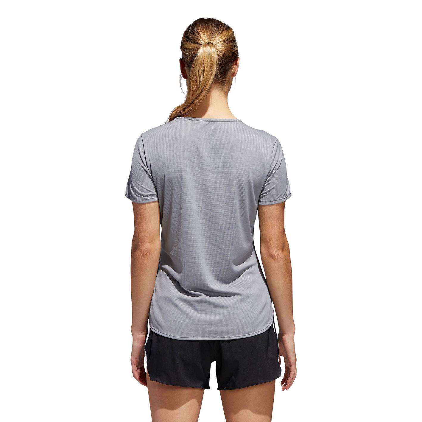 9d36150c317 adidas Response Short Sleeve T-Shirt - Women's - Running - Clothing ...