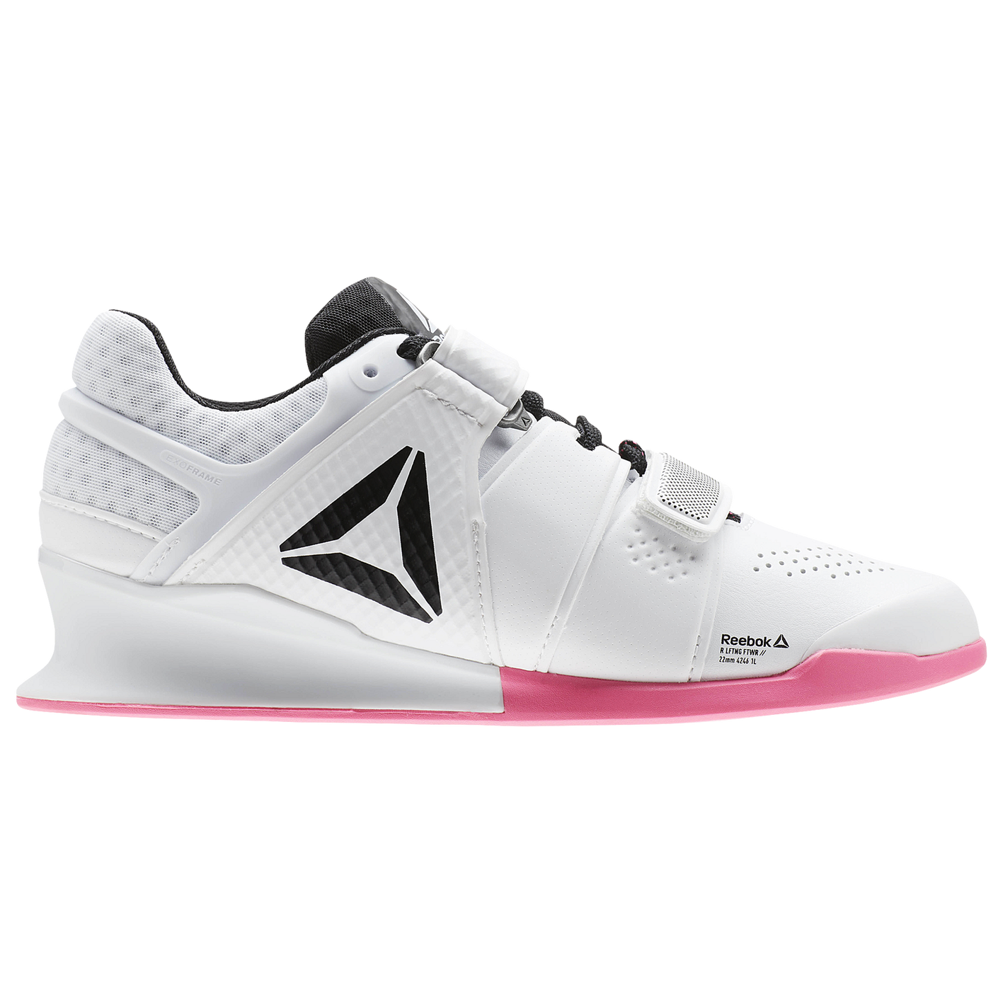 Reebok Legacy Lifter - Women s - Training - Shoes - White Black Acid ... 26c96fc43