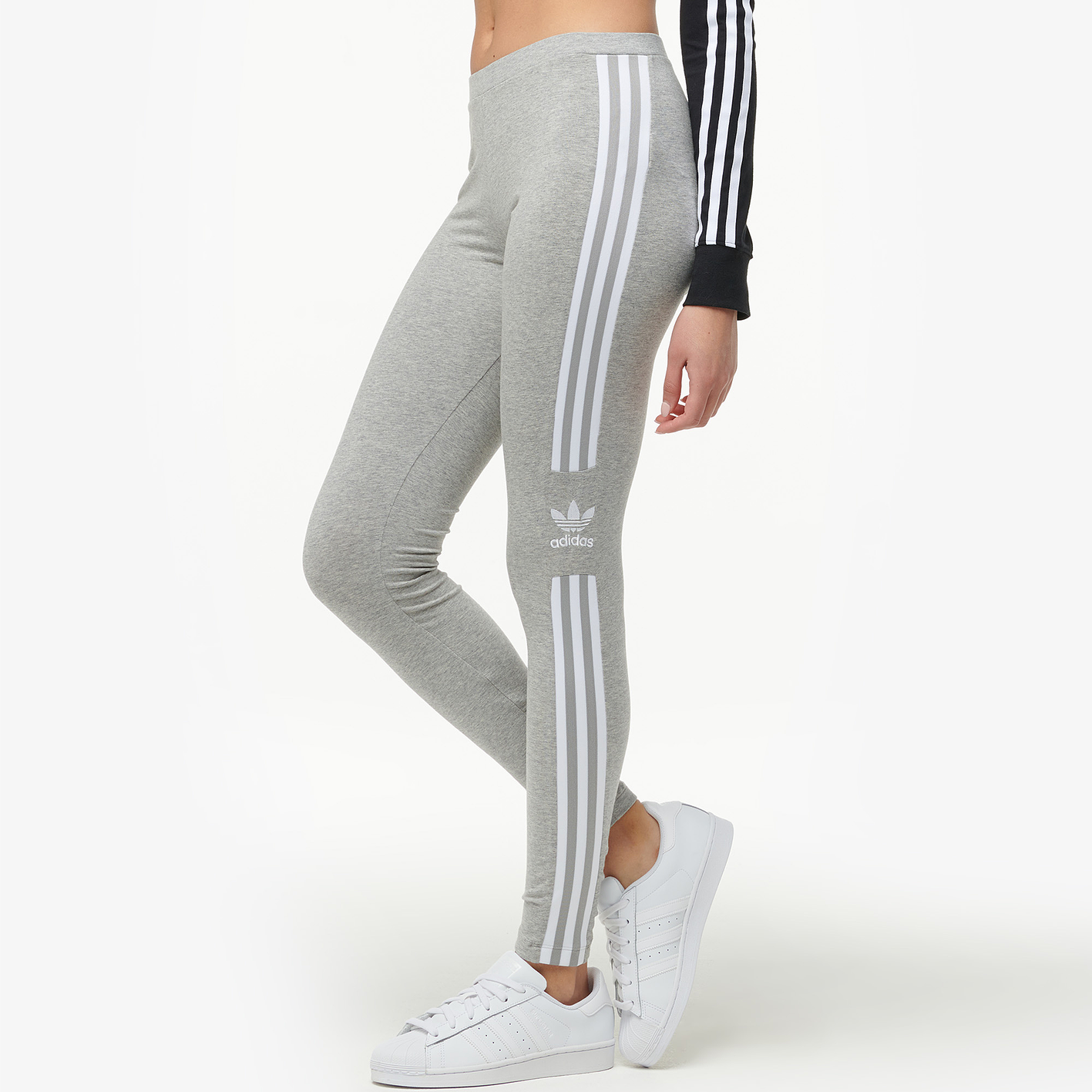 4395ec92eba adidas Originals Adicolor New Trefoil Leggings - Women's - Casual ...