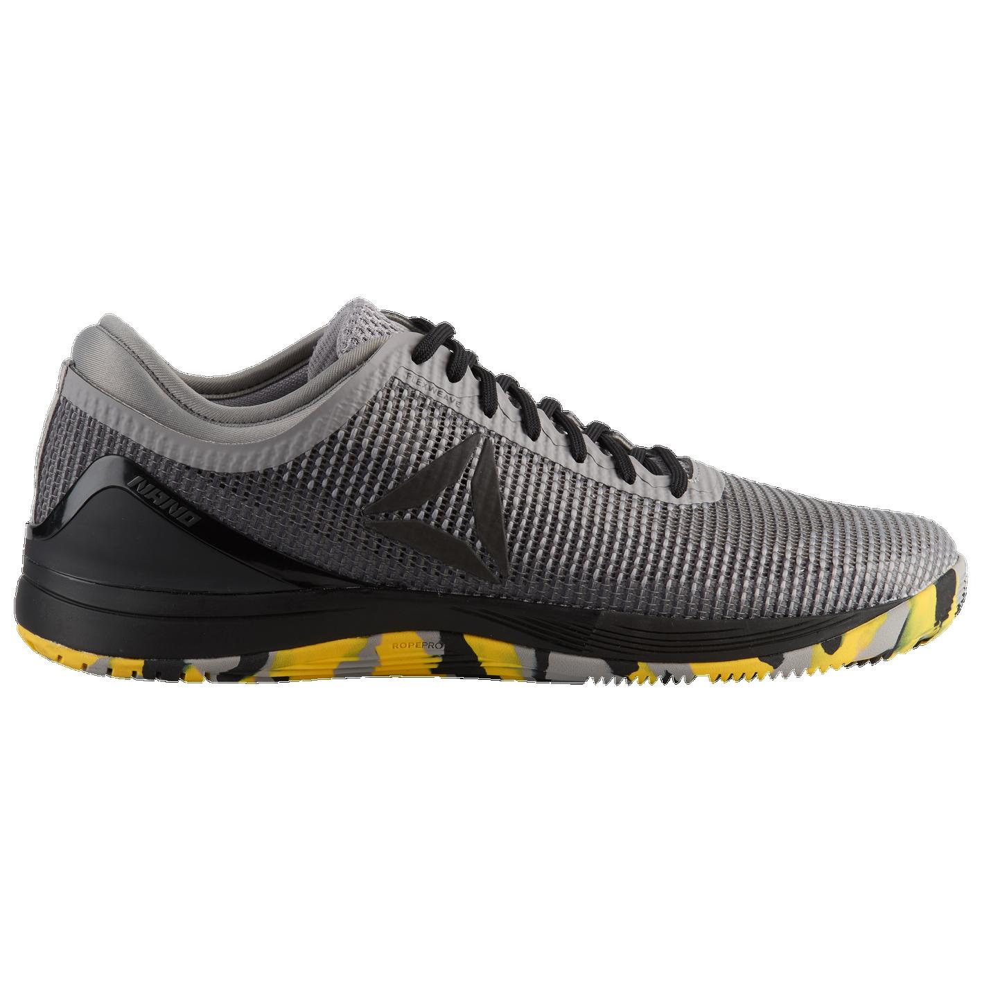 df1c30d4d4f Reebok Crossfit Nano 8.0 - Men s - Training - Shoes - Shark Tin Grey ...