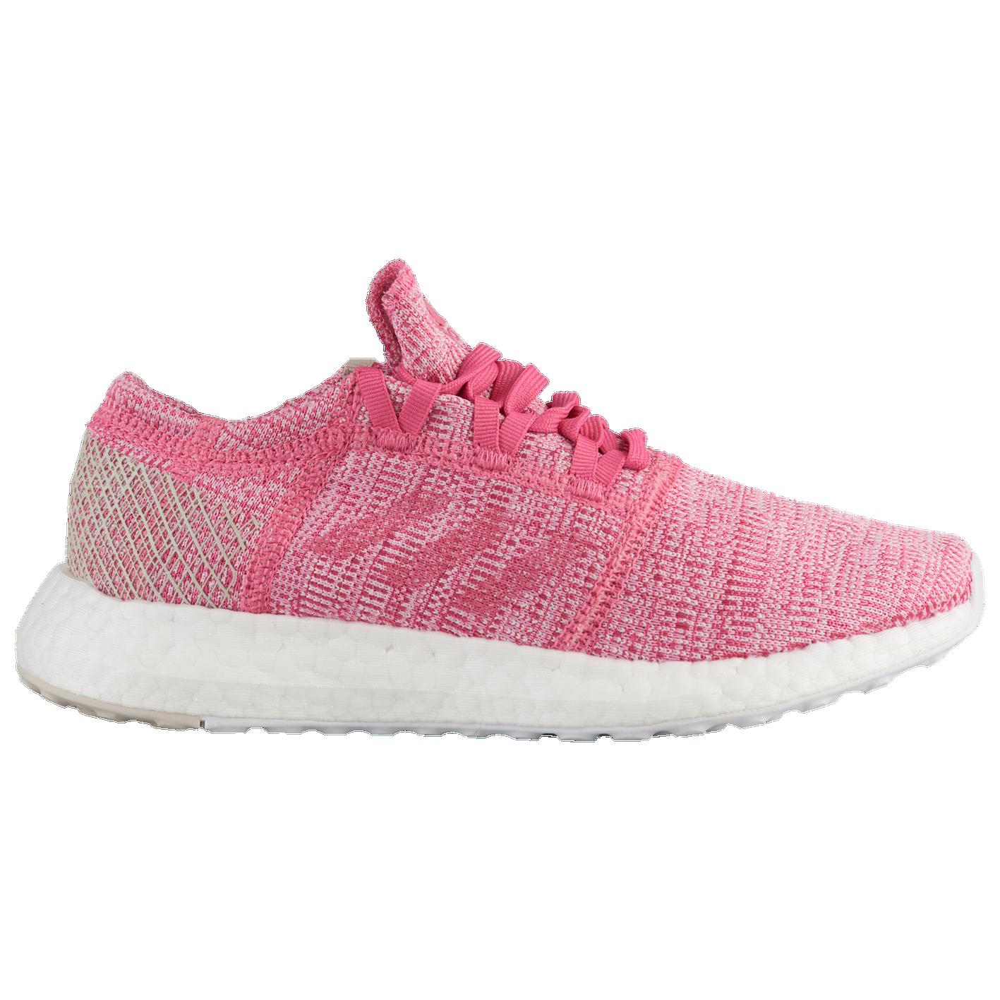 954fab199 adidas PureBOOST GO - Girls' Grade School. $54.99 - $59.99. Product #:  F34010G. Selected Style: Semi Solar Pink/Semi Solar Pink/Clear Brown