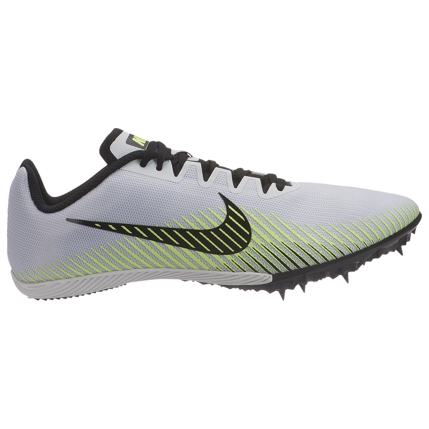 01e5020196a4 Nike Zoom Rival M 9 - Men s - Track   Field - Shoes - Pure Platinum ...