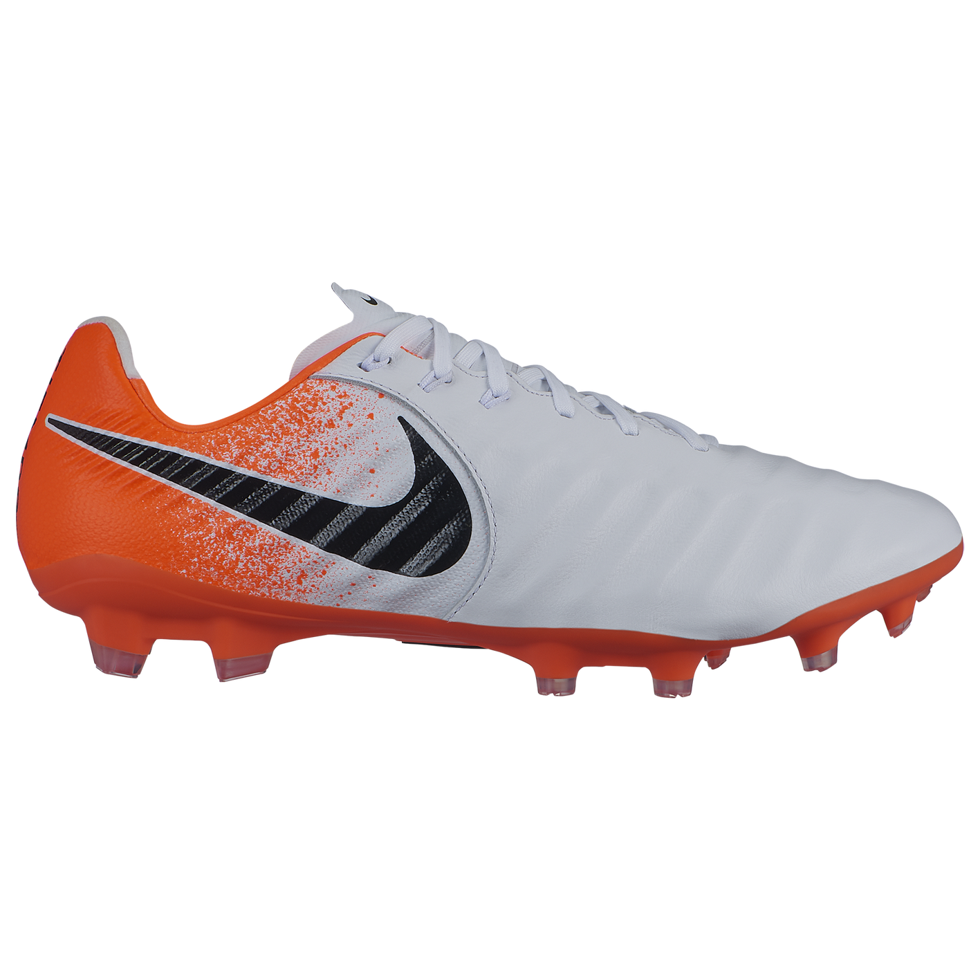f1b2c45fd Nike Tiempo Legend 7 Pro FG - Men s - Soccer - Shoes - White Black ...