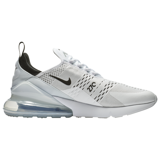 Nike Air Max 270 - Men s - Casual - Shoes - White Black White 8c0d593140592