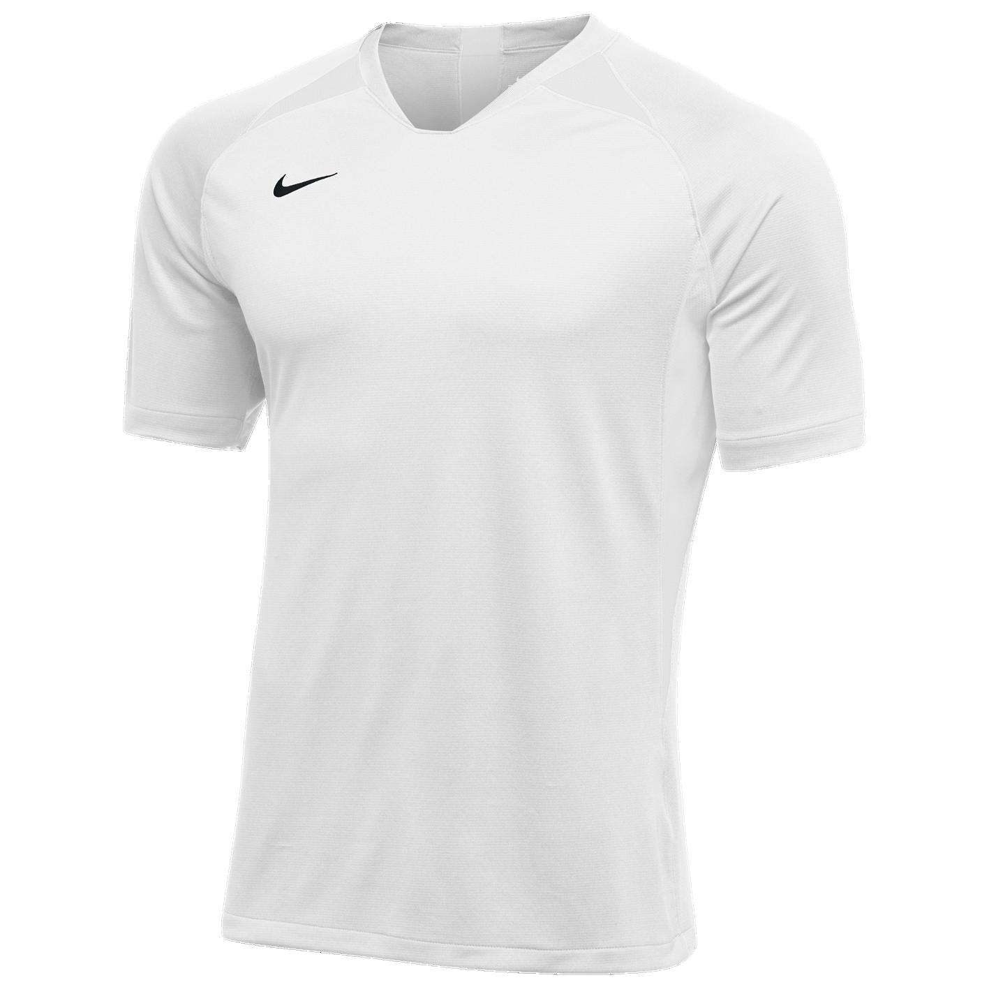 89dfa73531723 Nike Team Legend Jersey - Men's - Soccer - Clothing - White/Black