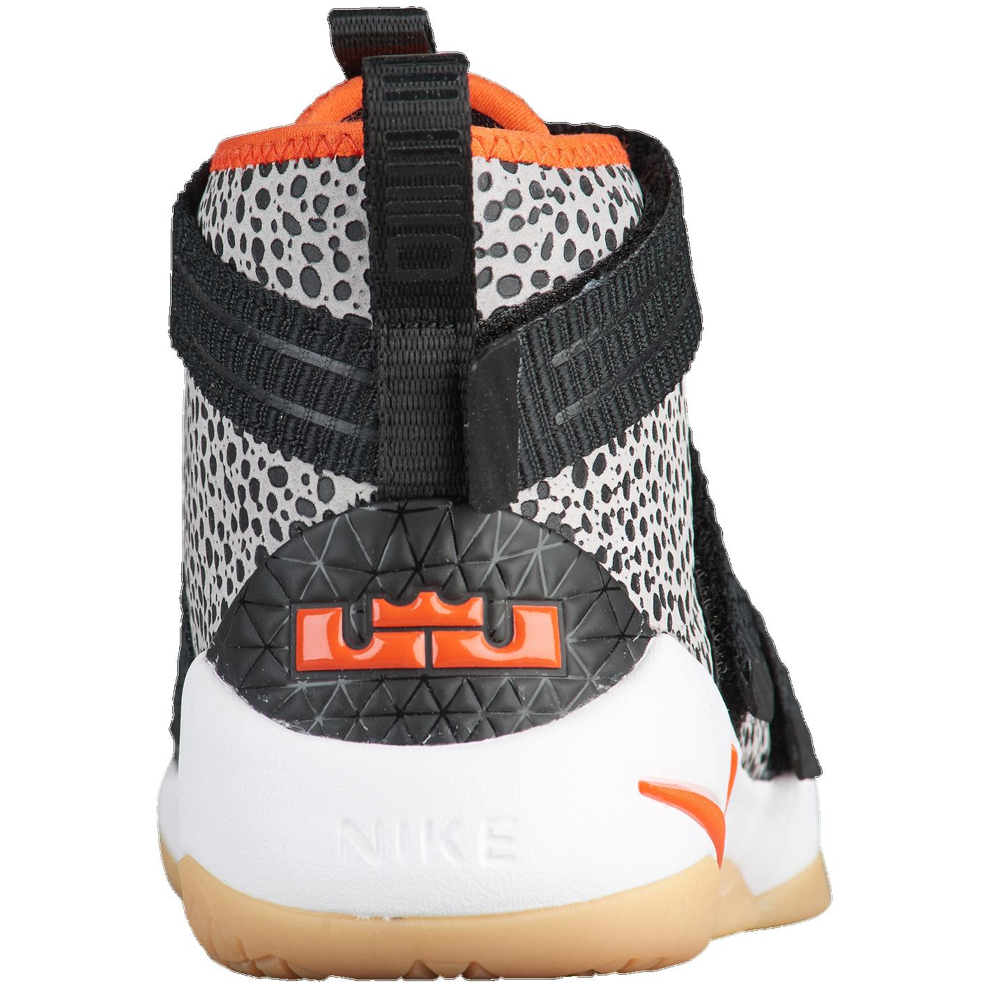 854098b23143 Nike LeBron Soldier XI SFG - Boys  Preschool - Basketball - Shoes ...