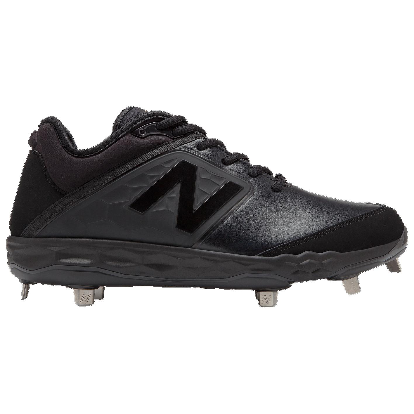 42129821ef5 New Balance 3000v4 Metal Low - Men s - Baseball - Shoes - Black Black