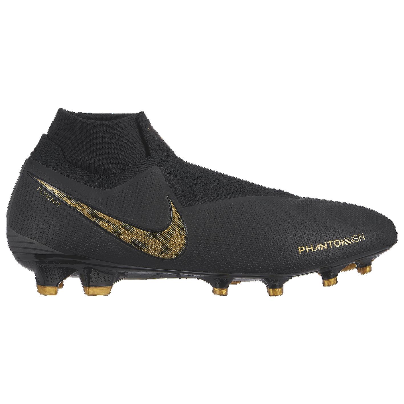 86fd71d9a32 Nike Phantom Vision Elite DF FG - Men s - Soccer - Shoes - Black ...