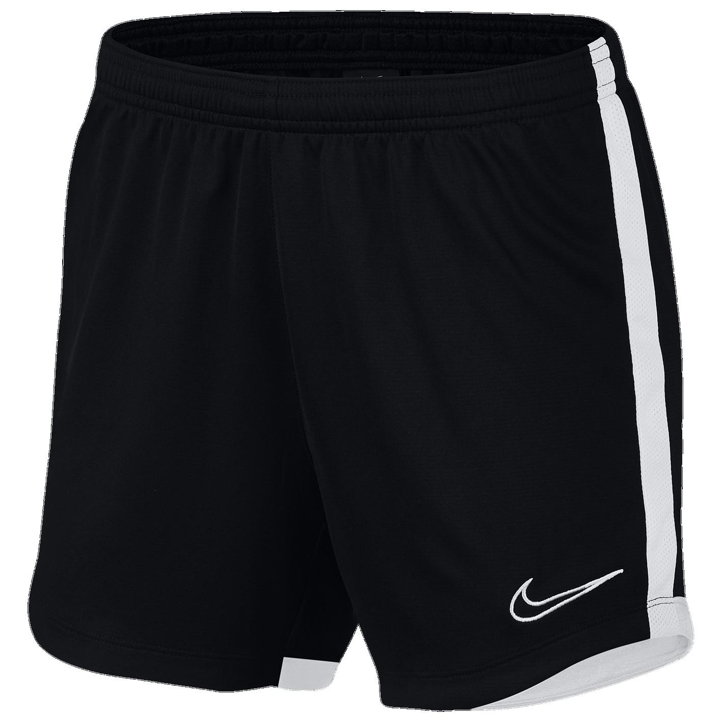 88d599df9 Nike Academy Knit Shorts - Women's - Soccer - Clothing - Black/White