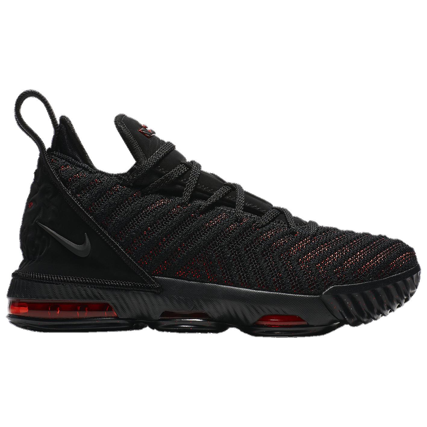 b9ce24c3562 Nike LeBron XVI - Boys  Grade School - Basketball - Shoes - James ...