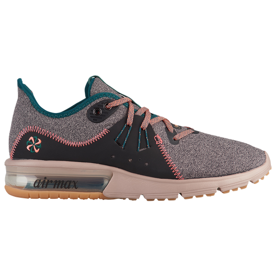 1c558673c1 Nike Air Max Sequent 3 - Women s - Running - Shoes - Oil Grey Brt ...