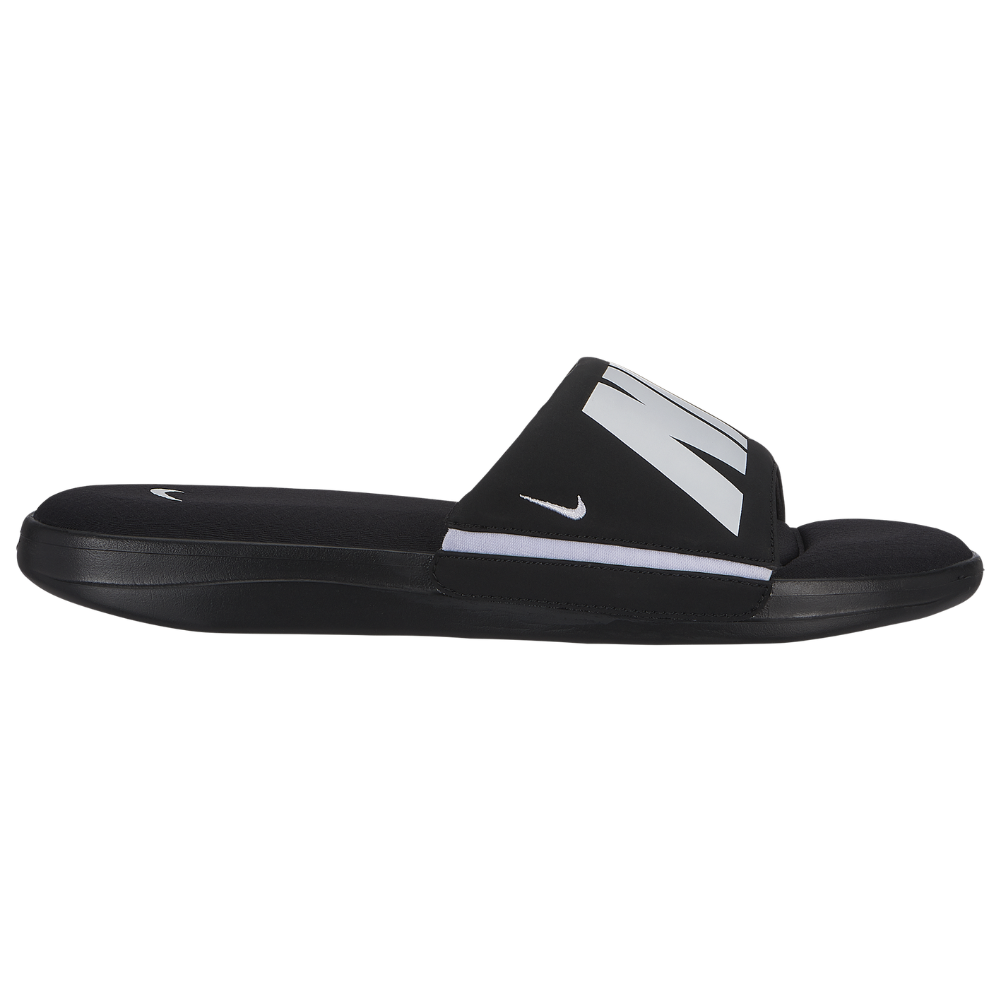 3ac450a3cd55 Nike Ultra Comfort 3 Slide - Men s - Casual - Shoes - Black White Black