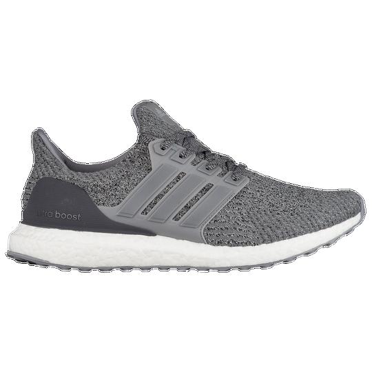 adidas Ultra Boost - Men s - Running - Shoes - Grey 649e9cdbab0b7