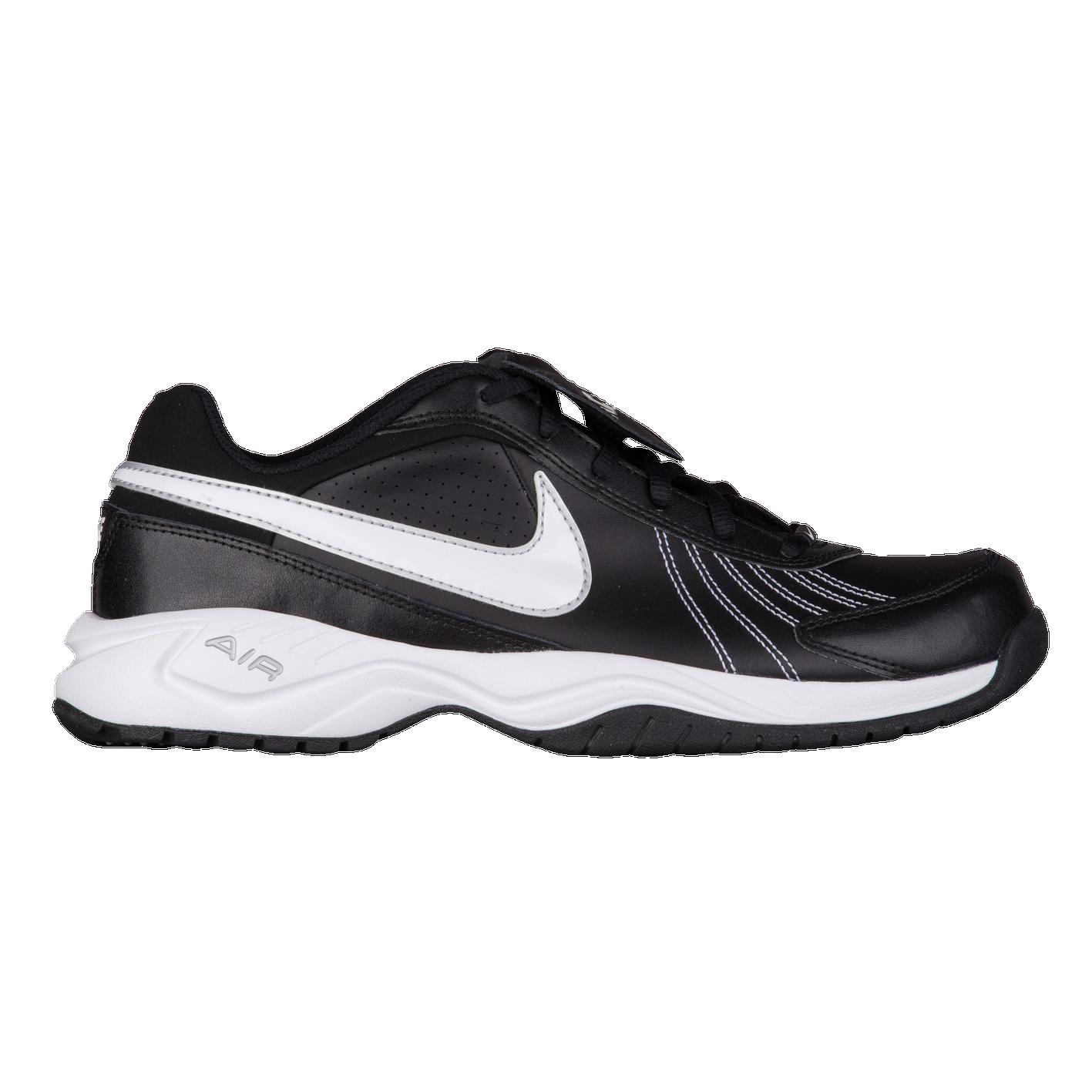 Nike Air Diamond Trainer - Men s - Baseball - Shoes - Black White 12765642e