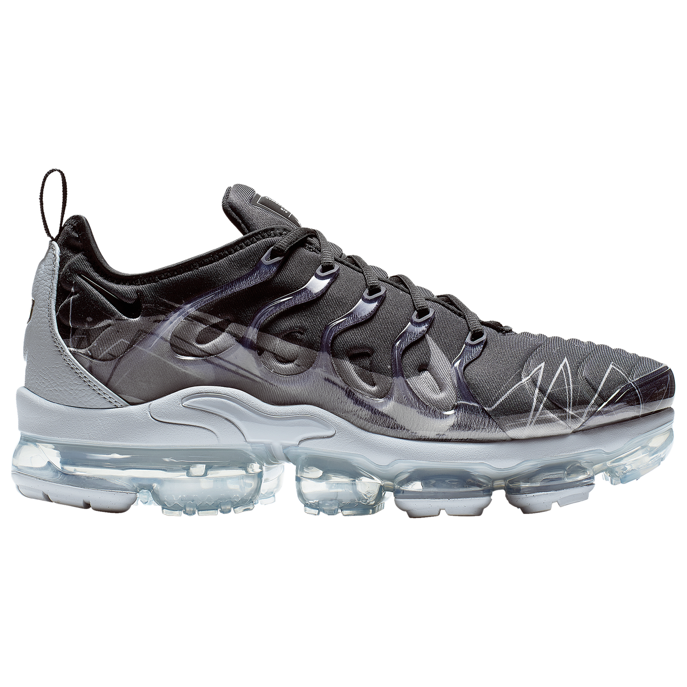 1fa27400ec Nike Air Vapormax Plus - Men's - Casual - Shoes - Black/Wolf Grey