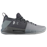 Under Armour Drive 4 Low - Men's - Grey / Grey