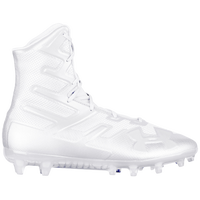 Under Armour Highlight MC - Men's - All White / White