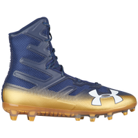 Under Armour Highlight MC - Men's - Navy / Gold
