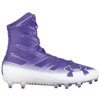 Under Armour Highlight MC - Men's - Purple / White
