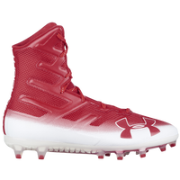 Under Armour Highlight MC - Men's - Cardinal / White